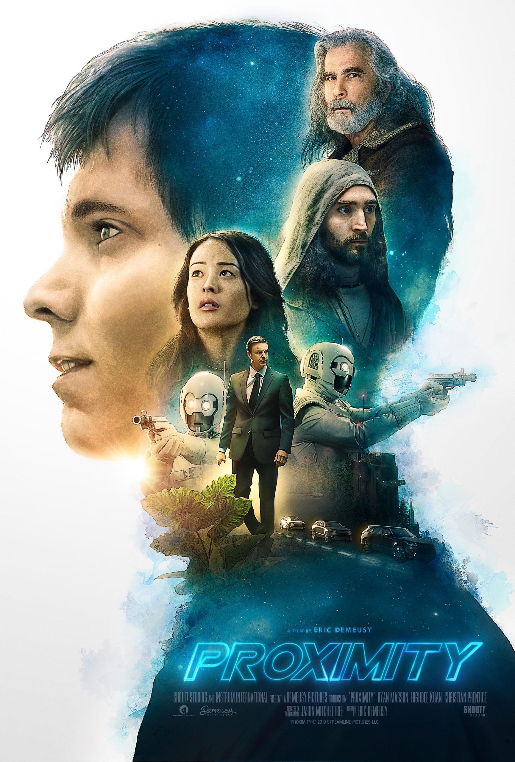 ดูหนัง Proximity (2020)