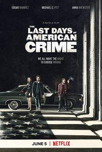 ดูหนัง The Last Days of American Crime (2020) ปล้นสั่งลา