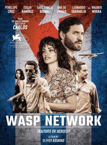 ดูหนัง Wasp Network (2019) เครือข่ายอสรพิษ [ซับไทย]