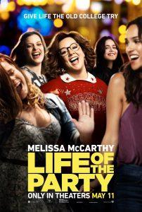 ดูหนัง Life of the Party (2018) ไลฟ์ ออฟ เดอะ ปาร์ตี้ [ซับไทย]