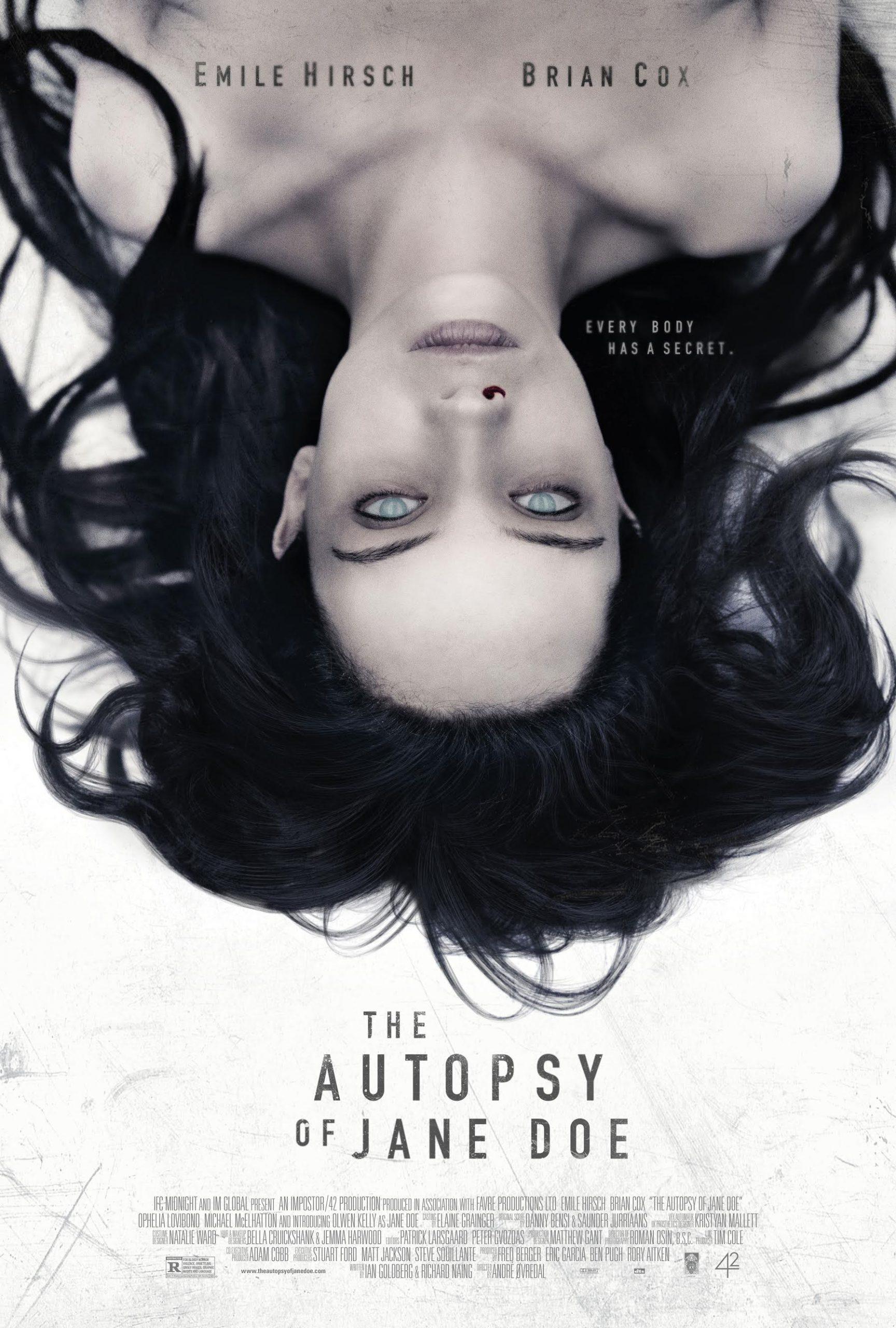 ดูหนัง The Autopsy of Jane Doe (2016) สืบศพหลอน ซ่อนระทึก
