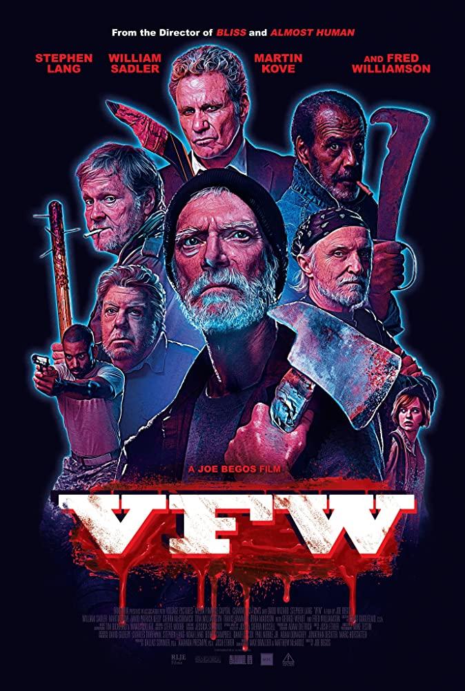 ดูหนัง VFW (2019) [พากย์ไทย]