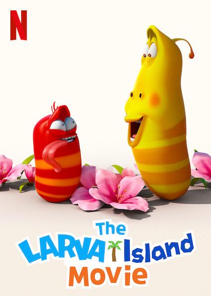 ดูหนัง The Larva Island Movie (2020) ลาร์วาผจญภัยบนเกาะหรรษา