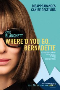 ดูหนัง Where'd You Go, Bernadette (2019)