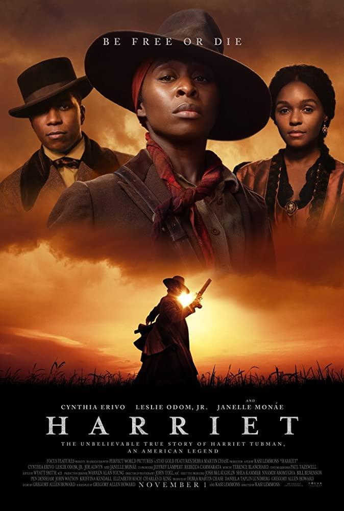 ดูหนัง Harriet (2019) แฮร์เรียต วีรสตรีปลดแอก