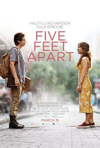 ดูหนัง Five Feet Apart (2019) ขออีกฟุตให้หัวใจเราใกล้กัน