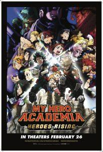ดูหนัง My Hero Academia: Heroes Rising (2019) วีรบุรุษกู้โลก [พากย์ไทยโรง]
