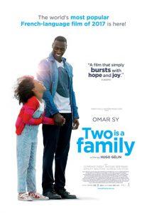 ดูหนัง Two Is a Family (2016) หนึ่งห้องใจ ให้สองคน