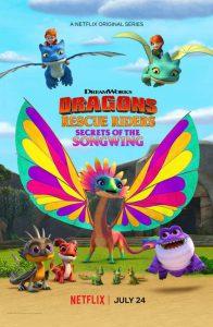 ดูหนัง Dragons: Rescue Riders: Secrets of Songwing (2020) ทีมมังกรผู้พิทักษ์ ความลับของพญาเสียงทอง