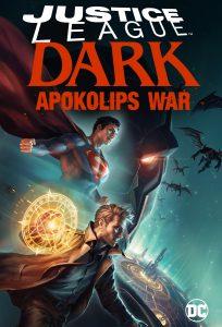 ดูหนัง Justice League Dark: Apokolips War (2020) [พากย์ไทย]
