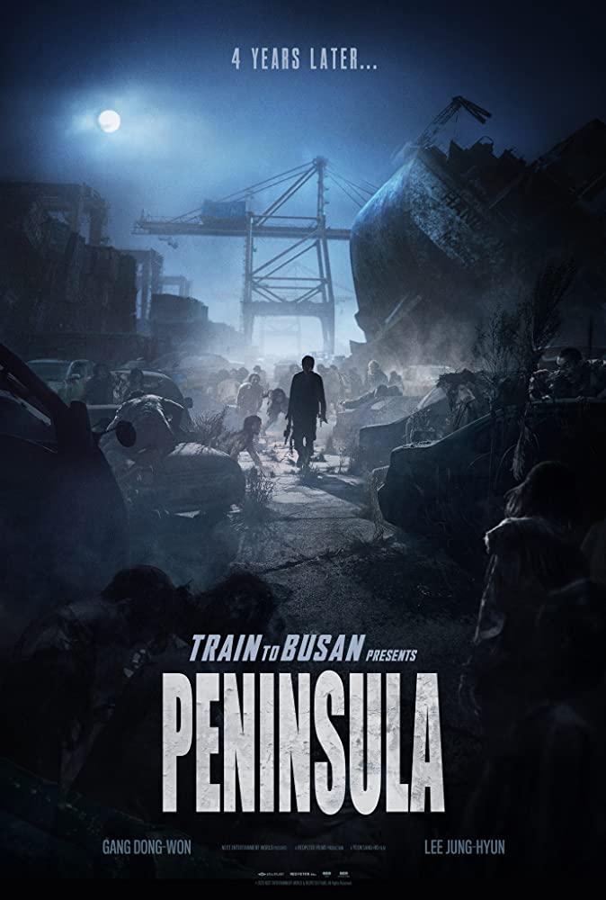 ดูหนัง Train to Busan 2 (Peninsula) (2020) ฝ่านรกซอมบี้คลั่ง [zoom]