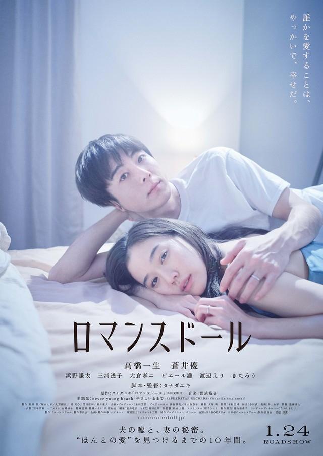 ดูหนัง Romance Doll (2020) ตุ๊กตารัก [ซับไทย]