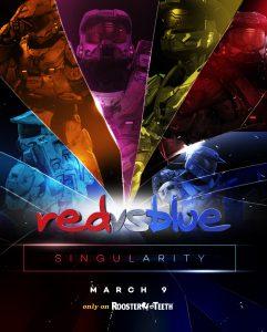 ดูหนัง Red vs. Blue: Singularity (2019) แดงกับน้ำเงิน ขบวนการกู้โลก