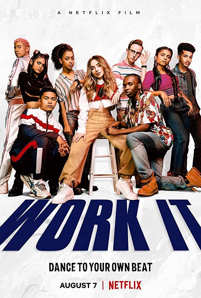 ดูหนัง Work It (2020) เวิร์ค อิท: เต้นเพื่อฝัน