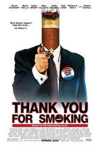 ดูหนัง Thank You for Smoking (2005) แผนเด็ดพีอาร์สมองเสธ