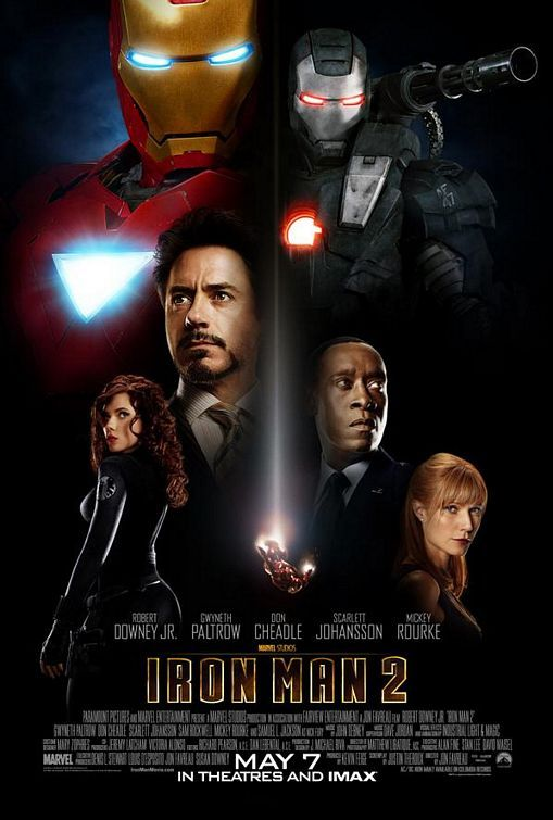 ดูหนัง Iron Man 2 (2010) มหาประลัยคนเกราะเหล็ก 2
