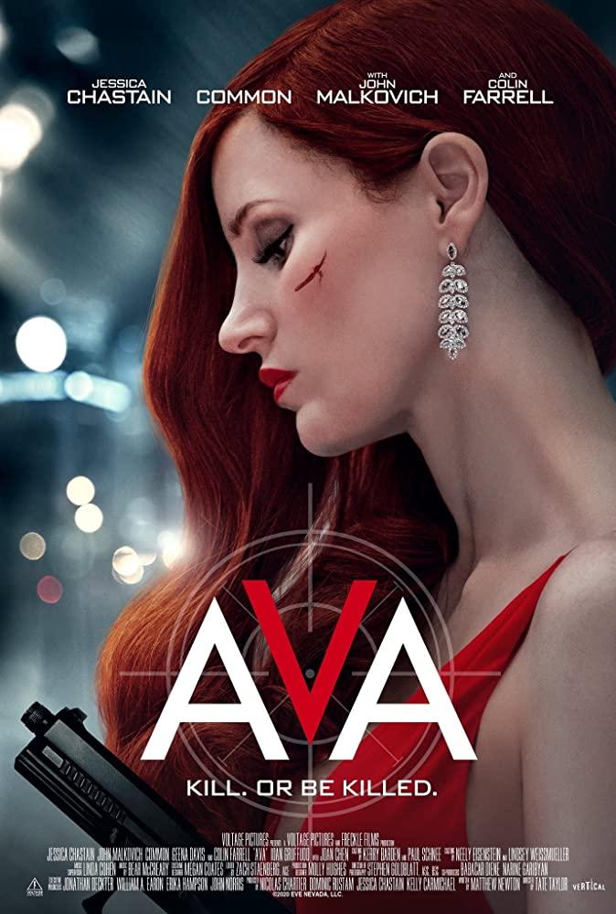 ดูหนัง Ava (2020) เอวา มาแล้วฆ่า [พากย์ไทยโรง]