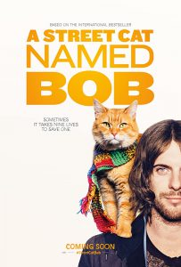 ดูหนัง A Street Cat Named Bob (2016) บ๊อบ แมว เพื่อน คน