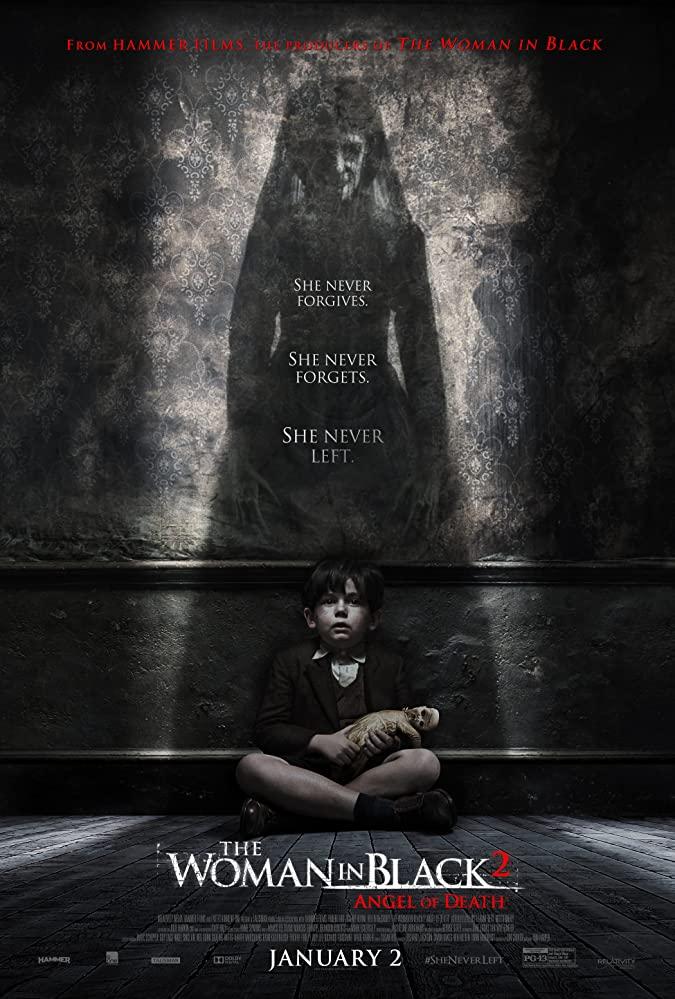 ดูหนัง The Woman in Black 2: Angel of Death (2014) ชุดดำสัมผัสมรณะ