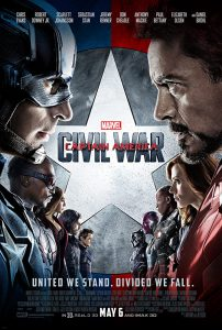 ดูหนัง Captain America: Civil War (2016) ศึกฮีโร่ระห่ำโลก
