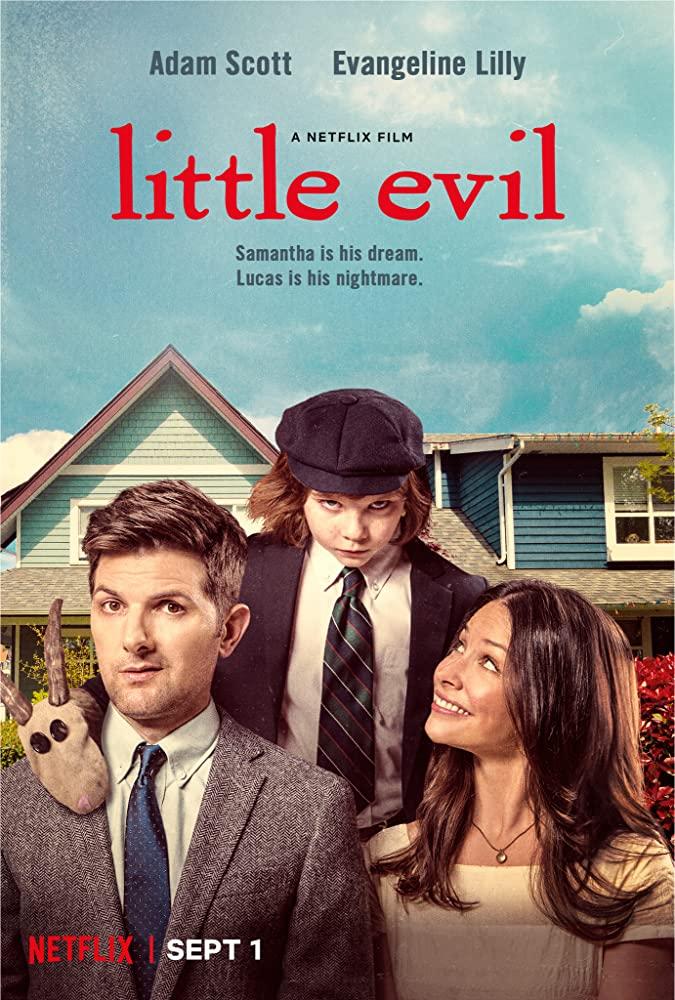 ดูหนัง Little Evil (2017) ลิตเติ้ล อีวิล [ซับไทย]