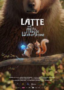 ดูหนัง Latte & the Magic Waterstone (2019) ลาเต้ผจญภัยกับศิลาแห่งสายน้ำ