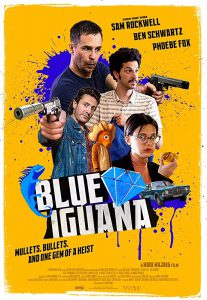 ดูหนัง Blue Iguana (2018)