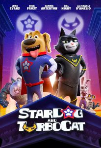 ดูหนัง StarDog and TurboCat (2019)