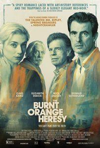 ดูหนัง The Burnt Orange Heresy (2019) หลุมพรางแห่งความหลงใหล
