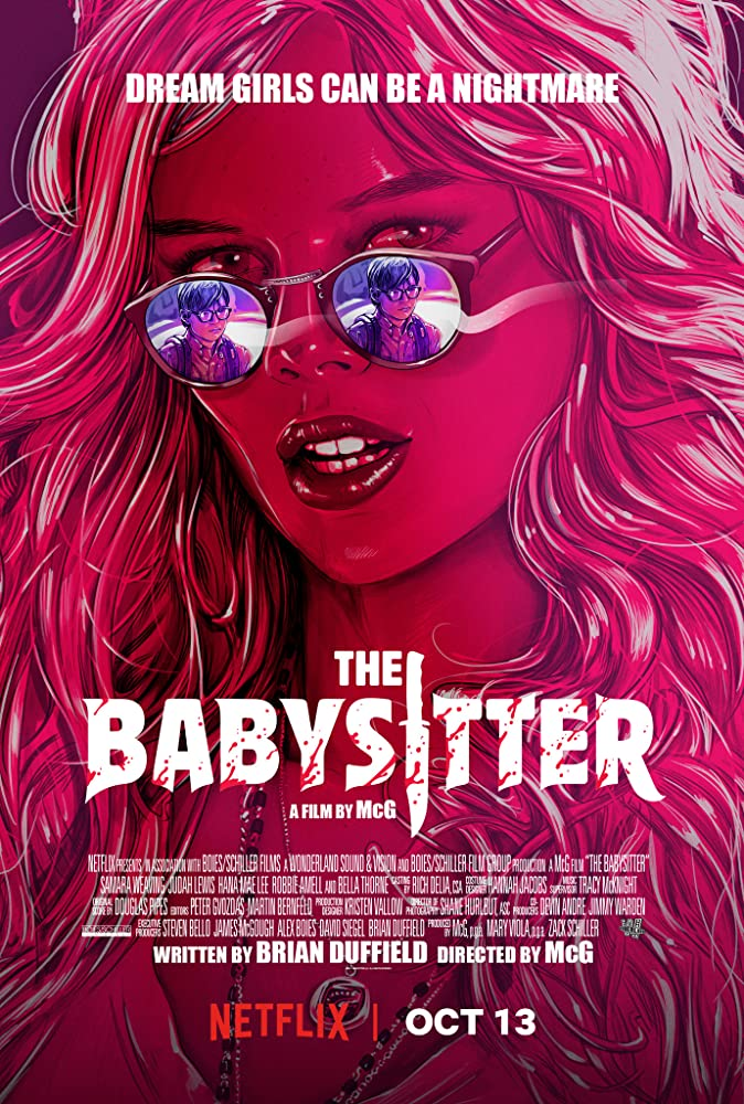 ดูหนัง The Babysitter (2017) เดอะ เบบี้ซิตเตอร์