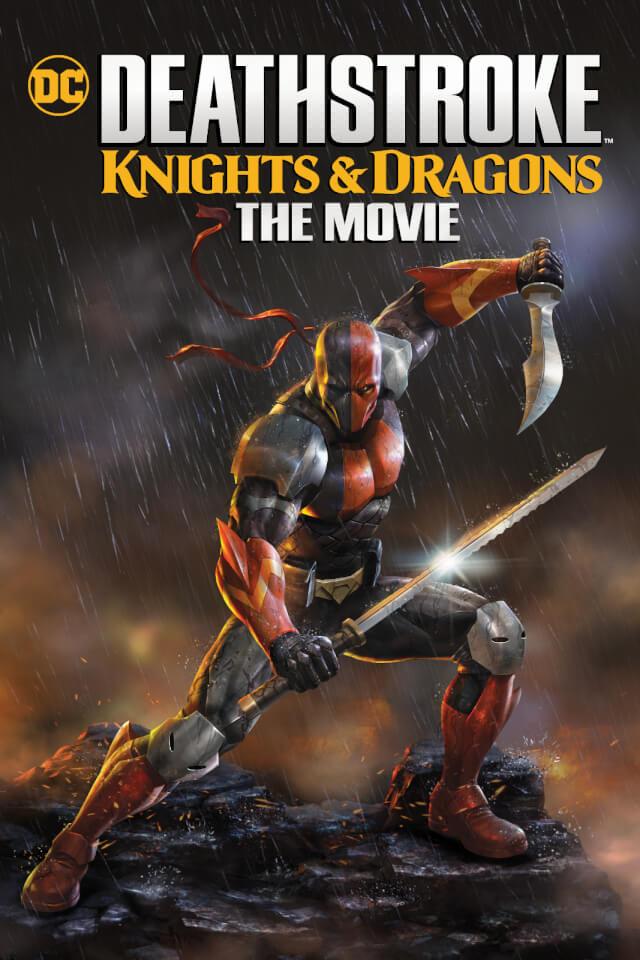 ดูหนัง Deathstroke Knights & Dragons: The Movie (2020) [ซับไทย]