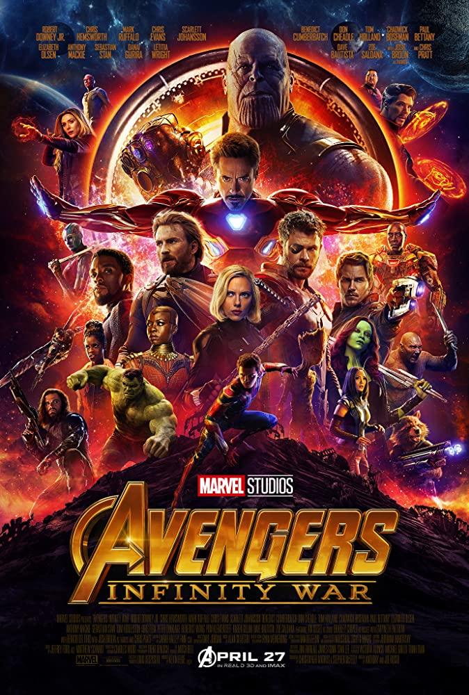ดูหนัง Avengers: Infinity War (2018) มหาสงครามล้างจักรวาล