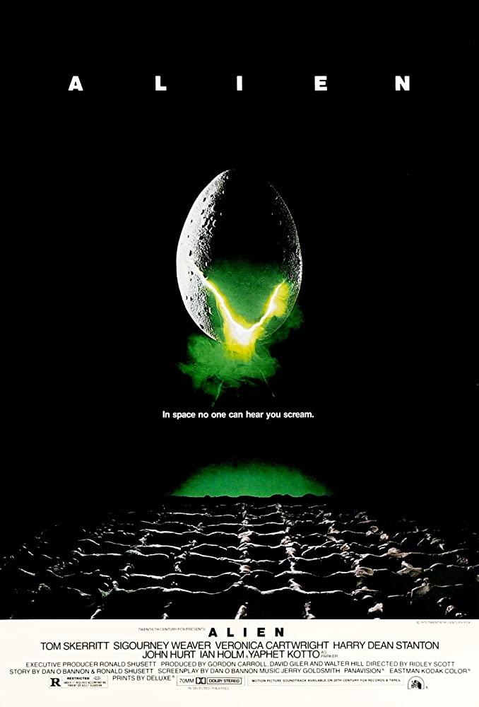 ดูหนัง Alien (1979) เอเลี่ยน