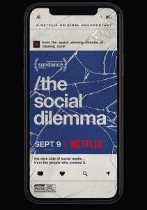 ดูหนัง The Social Dilemma (2020) ทุนนิยมสอดแนม: ภัยแฝงเครือข่ายอัจฉริยะ [ซับไทย]