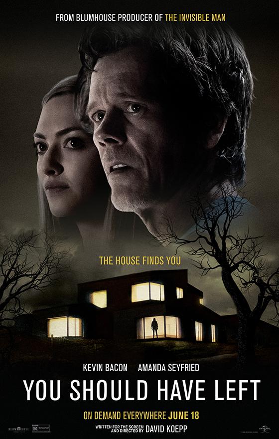ดูหนัง You Should Have Left (2020) [ซับไทย]