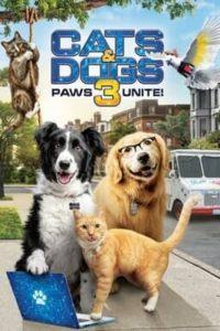 ดูหนัง Cats & Dogs 3: Paws Unite (2020) [ซับไทย]