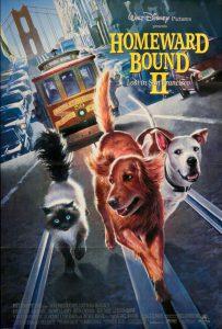 ดูหนัง Homeward Bound 2: Lost in San Francisco (1996) [ซับไทย]