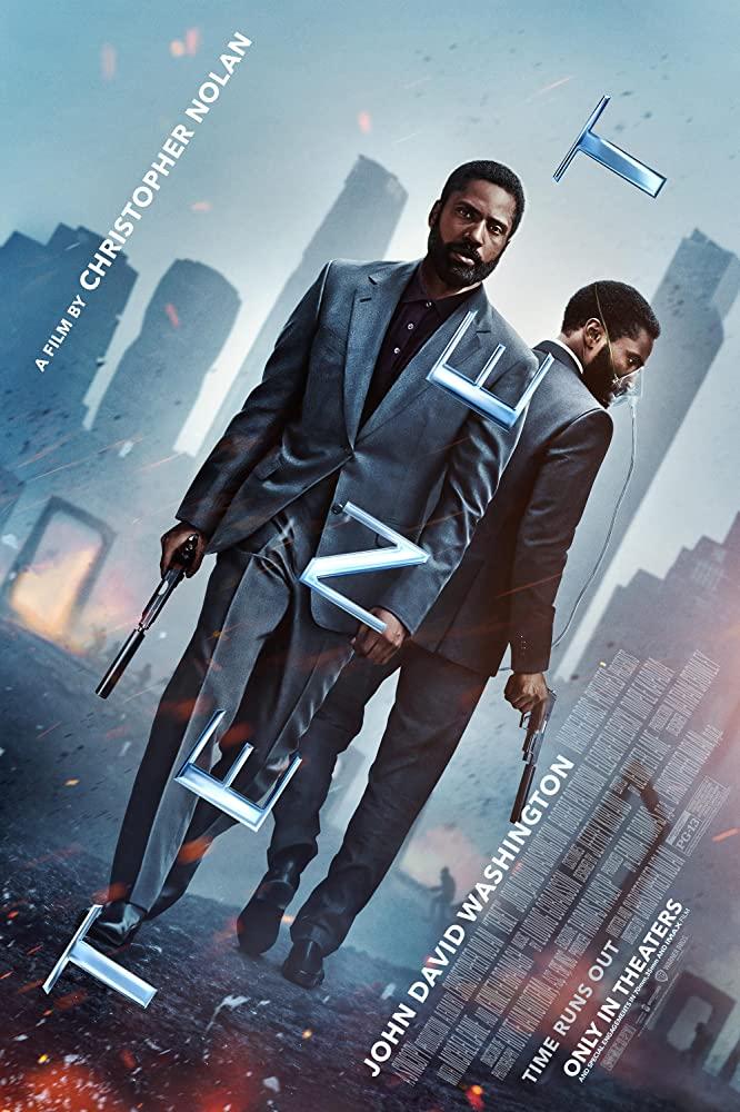 ดูหนัง Tenet (2020) เทเน็ท