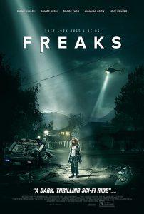 ดูหนัง Freaks (2018) คนกลายพันธุ์ [ซับไทย]