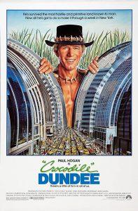 ดูหนัง Crocodile Dundee (1986) ดีไม่ดี ข้าก็ชื่อดันดี