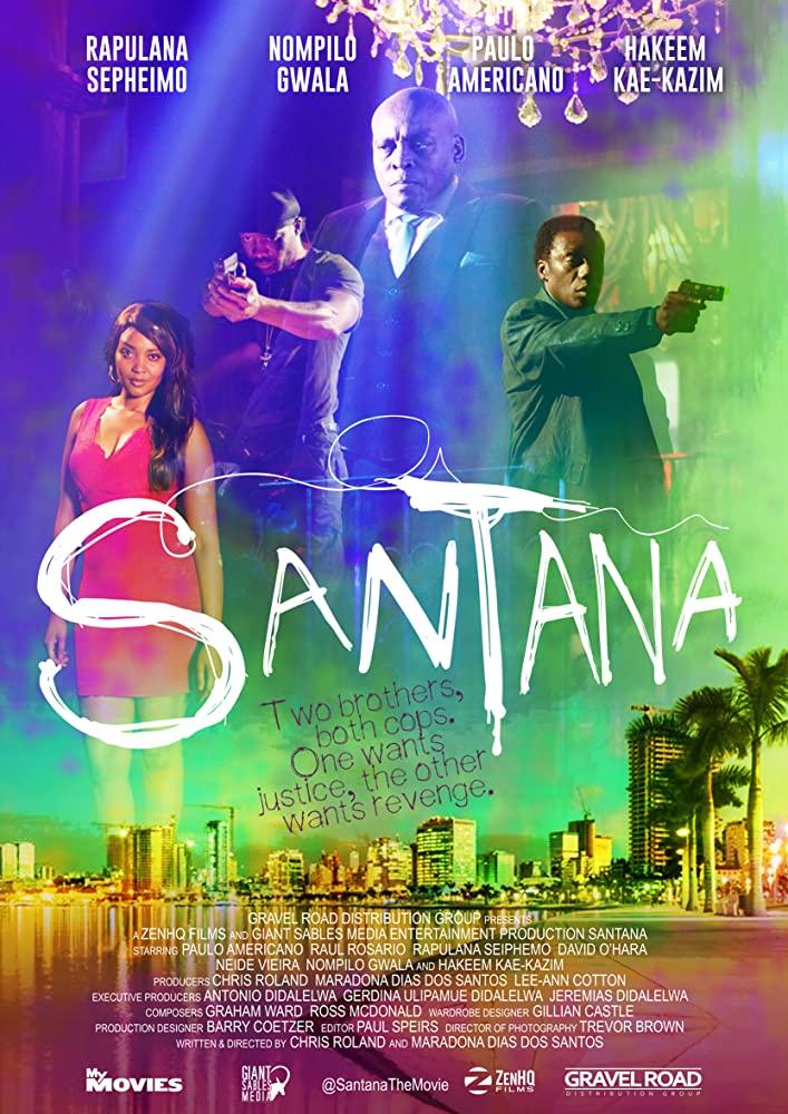 ดูหนัง Santana (2020) แค้นสั่งล่า [ซับไทย]