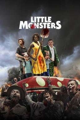 ดูหนัง Little Monsters (2019) ซอมบี้มาแล้วงับ