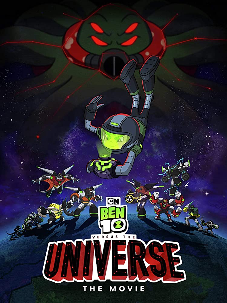 ดูหนัง Ben 10 vs. the Universe: The Movie (2020)