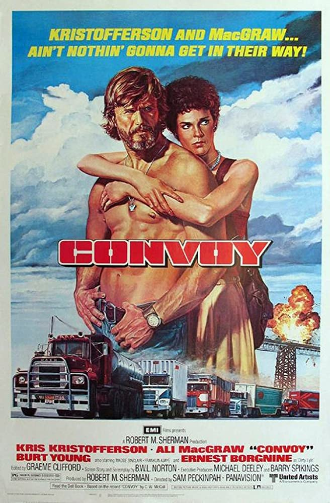 ดูหนัง Convoy (1978) คอนวอย สิงห์รถบรรทุก