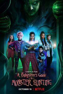 ดูหนัง A Babysitter's Guide to Monster Hunting (2020) คู่มือล่าปีศาจฉบับพี่เลี้ยง