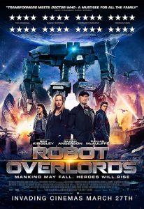 ดูหนัง Robot Overlords (2014) สงครามจักรกลล้างโลก