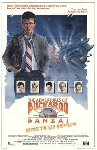 ดูนัง The Adventures of Buckaroo Banzai Across the 8th Dimension (1984) [ซับไทย]