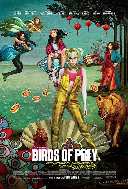 ดูหนัง Birds of Prey: And the Fantabulous Emancipation of One Harley Quinn (2020) ทีมนกผู้ล่า กับฮาร์ลีย์ ควินน์ ผู้เริดเชิด