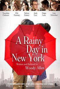 ดูหนัง A Rainy Day in New York (2019) วันฝนตกในนิวยอร์ก