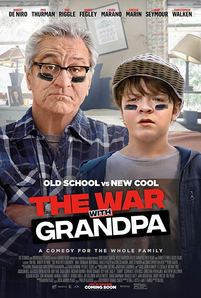ดูหนัง The War with Grandpa (2020) ถ้าปู่แน่ ก็มาดิครับ [พากย์ไทยโรง]
